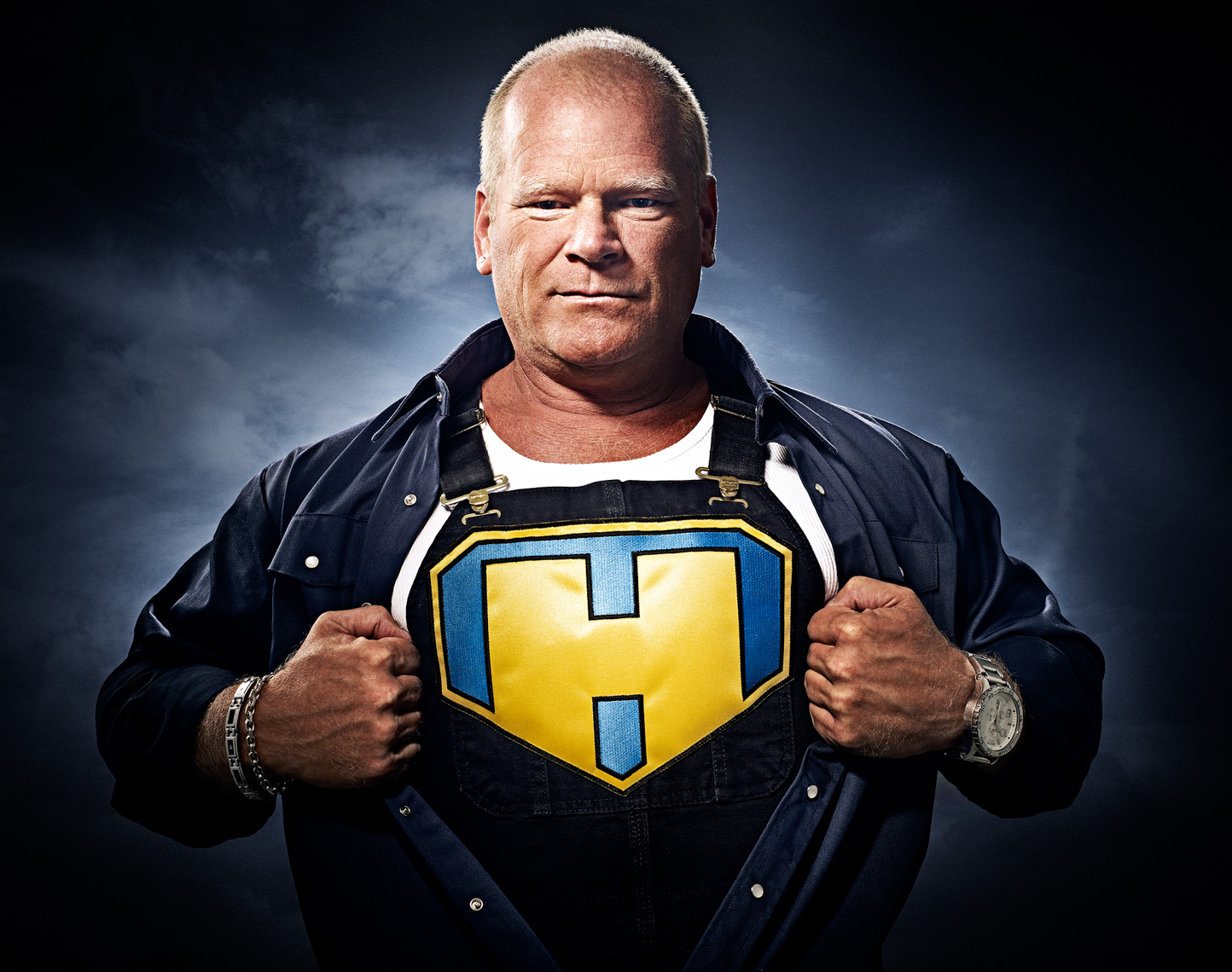 Mike Holmes for HGTV